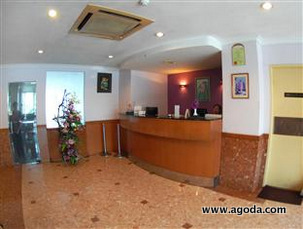 Orchid Hotel Reception